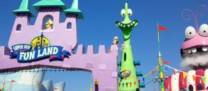 Despicable Me's Super Silly Fun Land at Universal Studios