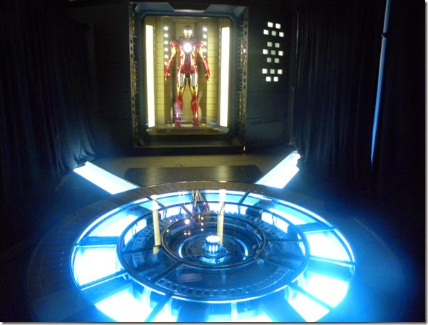 Avengers Iron Man Arc Reactor1
