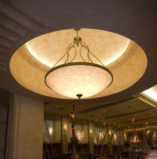 LIGHTING1 Alibaster Dome