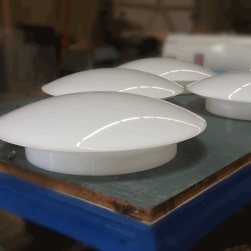 Acrylic Domes